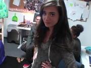 Wunderschöne Studentin liebt Sex