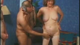 Altes Paar hat immernoch Spaß